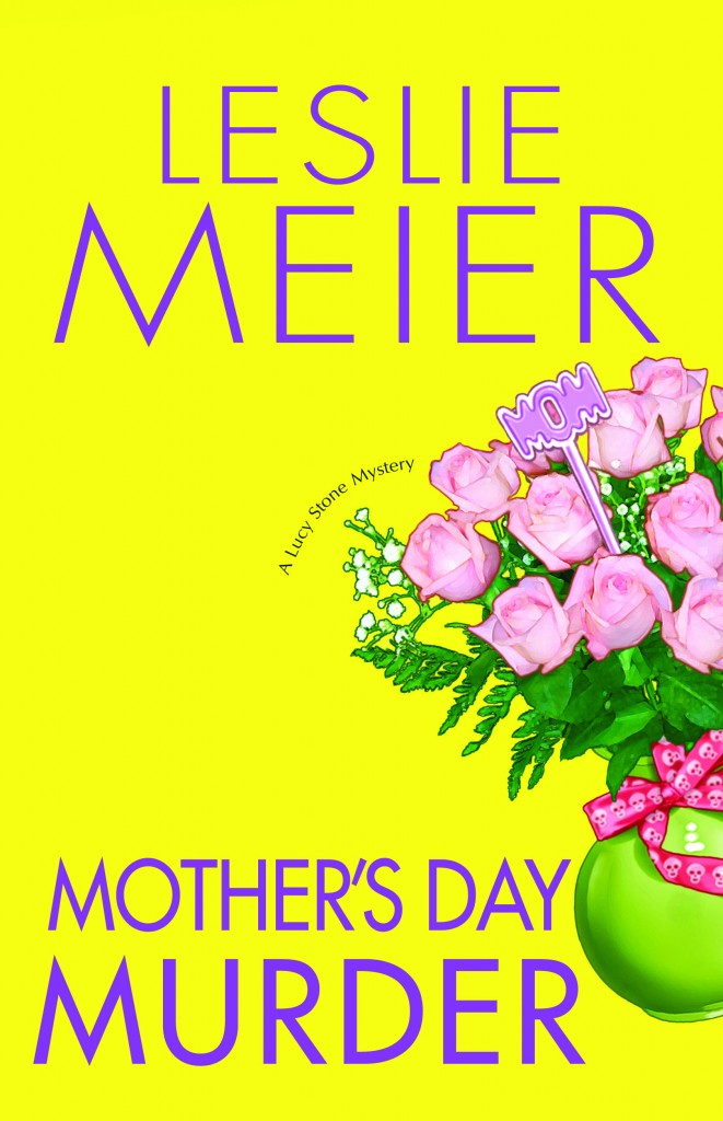 Mother's day murder book cover
