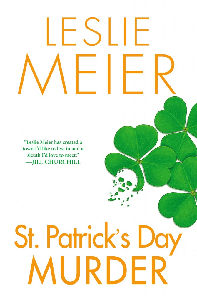 St Patricks Day Murder book cover