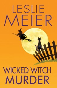 Wicked witch murder book cover