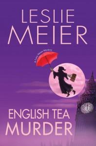English Tea Murder cover